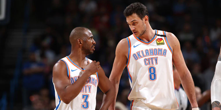 Knicks Host Chris Paul and Oklahoma City Thunder