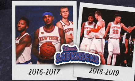 March SadKnicks: Championship Preview!