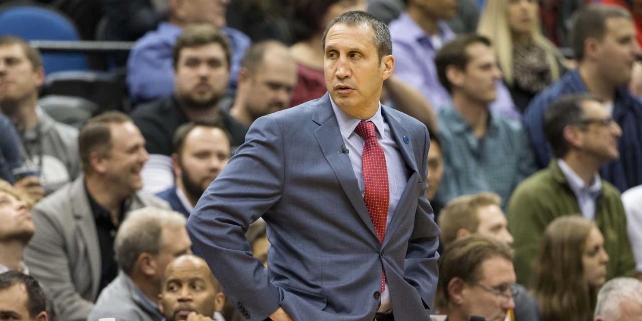 David Blatt Parts Knicks Consulting Job on 'GoodTerms'