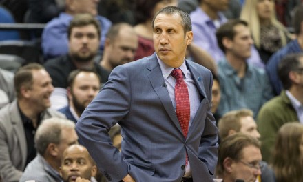 David Blatt Parts Knicks Consulting Job on 'Good Terms'