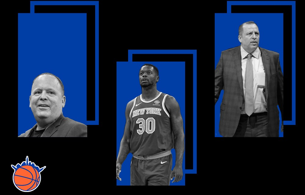 Knicks Rumors: Leon Rose Could Trade Julius Randle, New York Interested in Tom Thibodeau