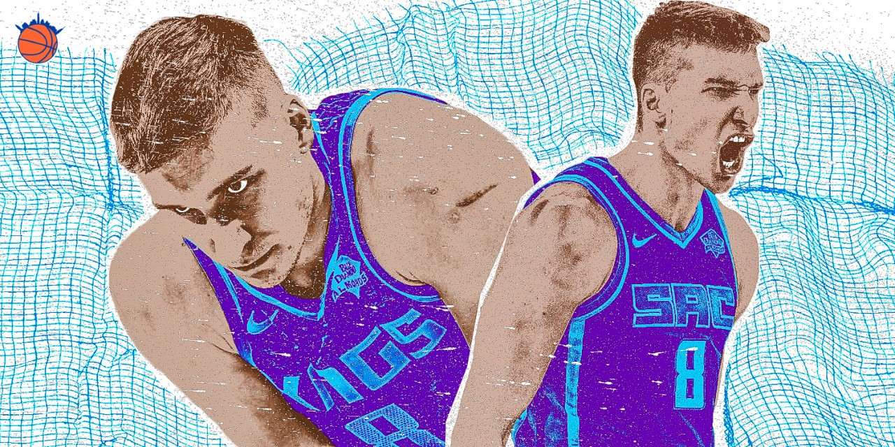 Could Bogdan Bogdanovic Bring the Knicks Into the Future?