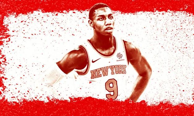 Addressing Knicks' RJ Barrett's Weaknesses