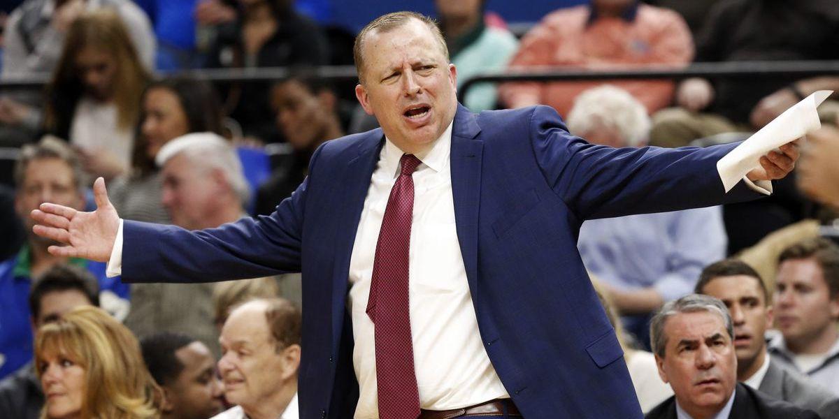 Knicks Tap Former Assistant Tom Thibodeau as Next Head Coach