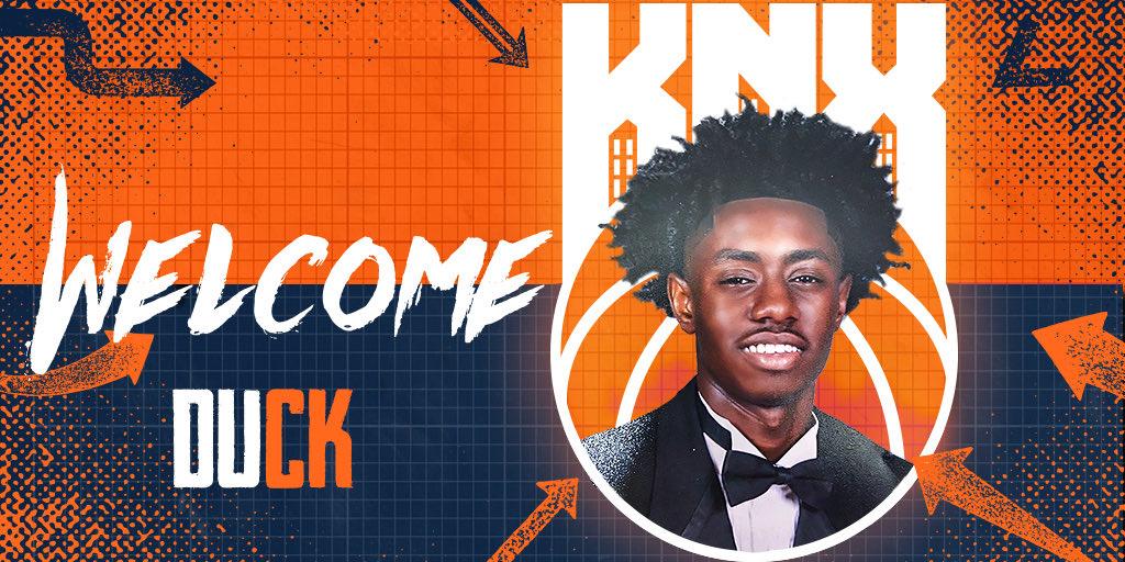 Interview: Knicks Gaming's Duck Talks Rookie NBA 2K League Season