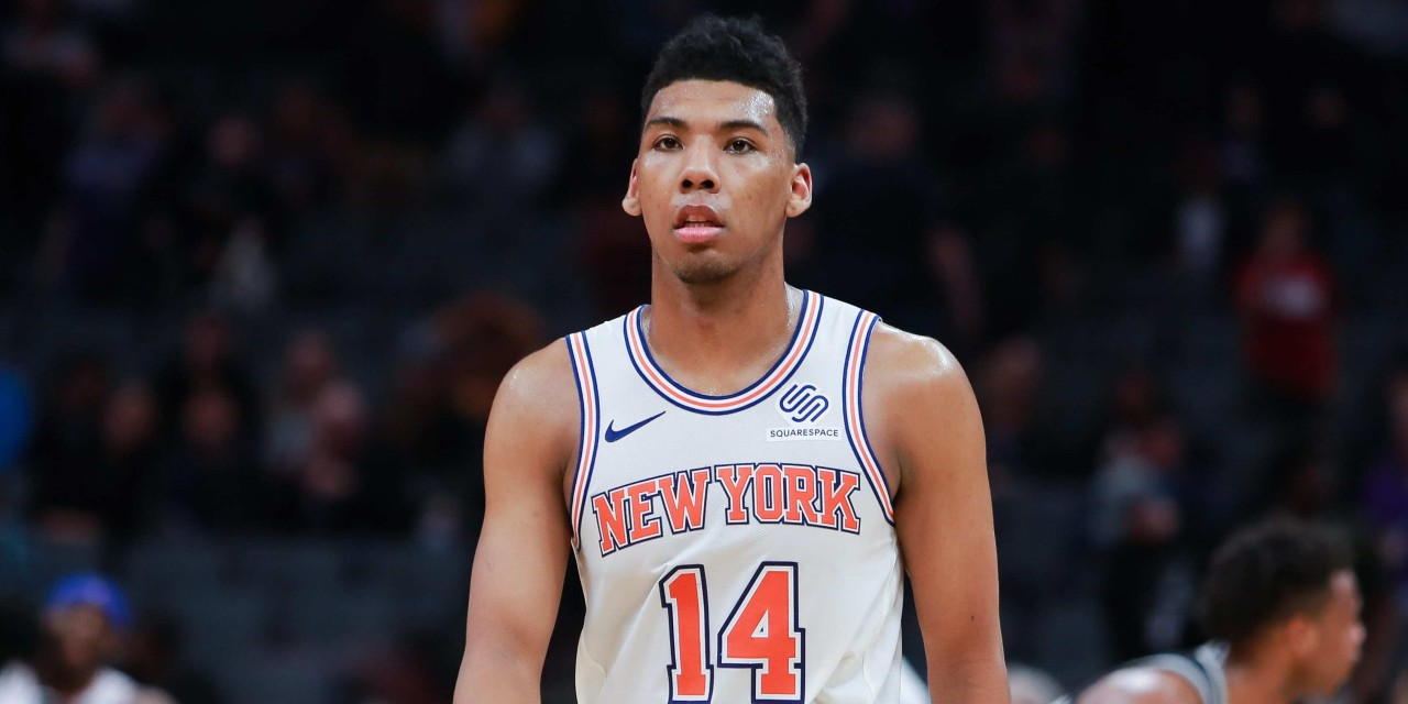 New York Waives Allonzo Trier, Claims Former Nets Guard Theo Pinson