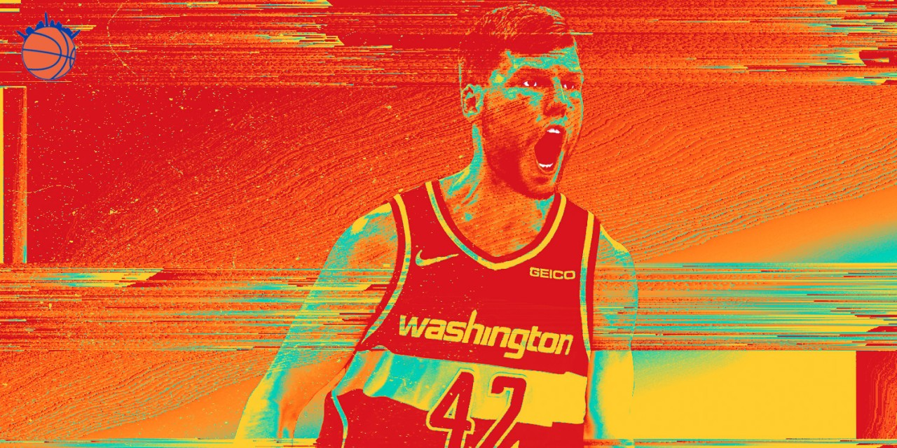 Davis Bertans May Be the Antidote to Knicks' Bobby Portis Conundrum