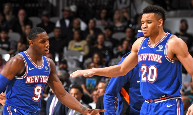 Knicks Among Sidelined Teams Seeking Avenue to Stay Active