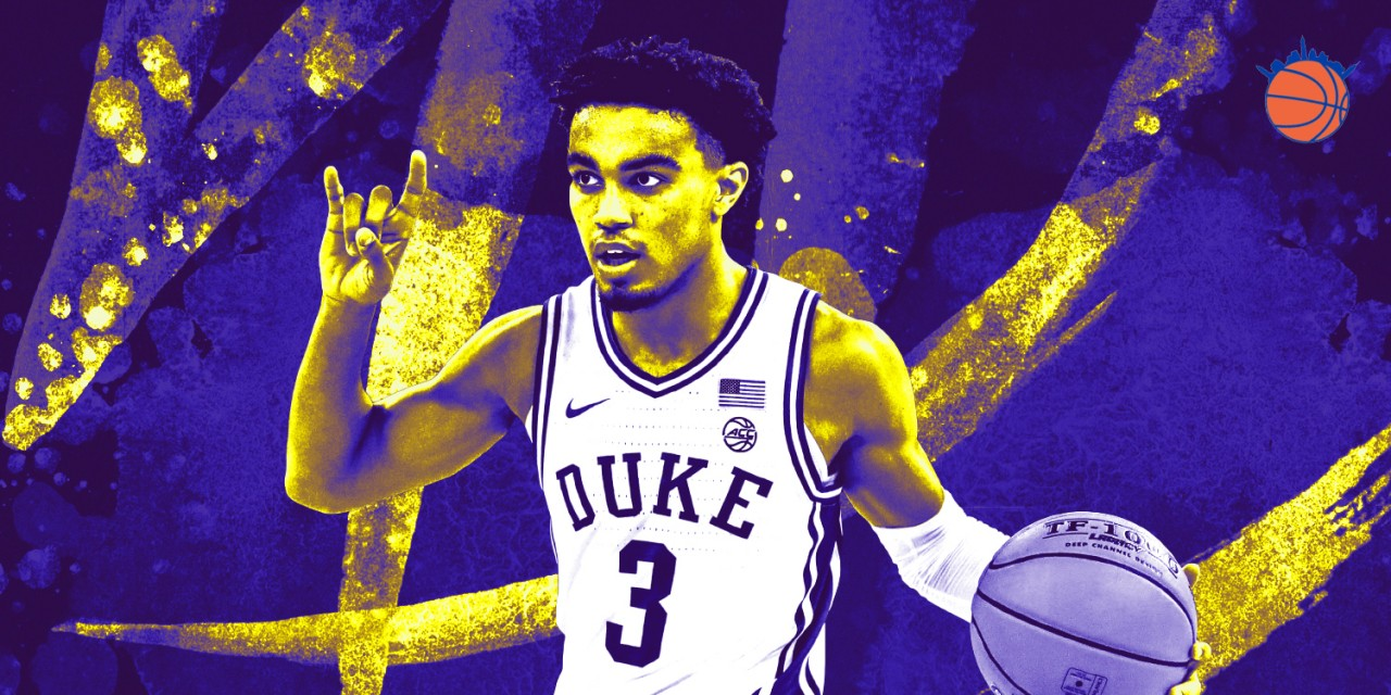 Duke's Tre Jones Projects to Be a Perfect Plug-and-Play Offensive Facilitator in the Draft