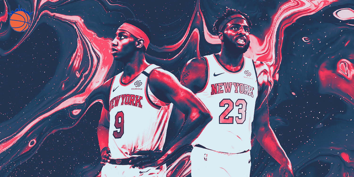 What's Next For The Mitchell Robinson, RJ Barrett Duo? | The Knicks Wall