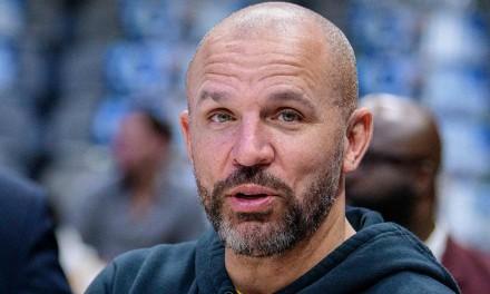 Reports: Jason Kidd's Candidacy Picking Up Steam in Knicks Organization