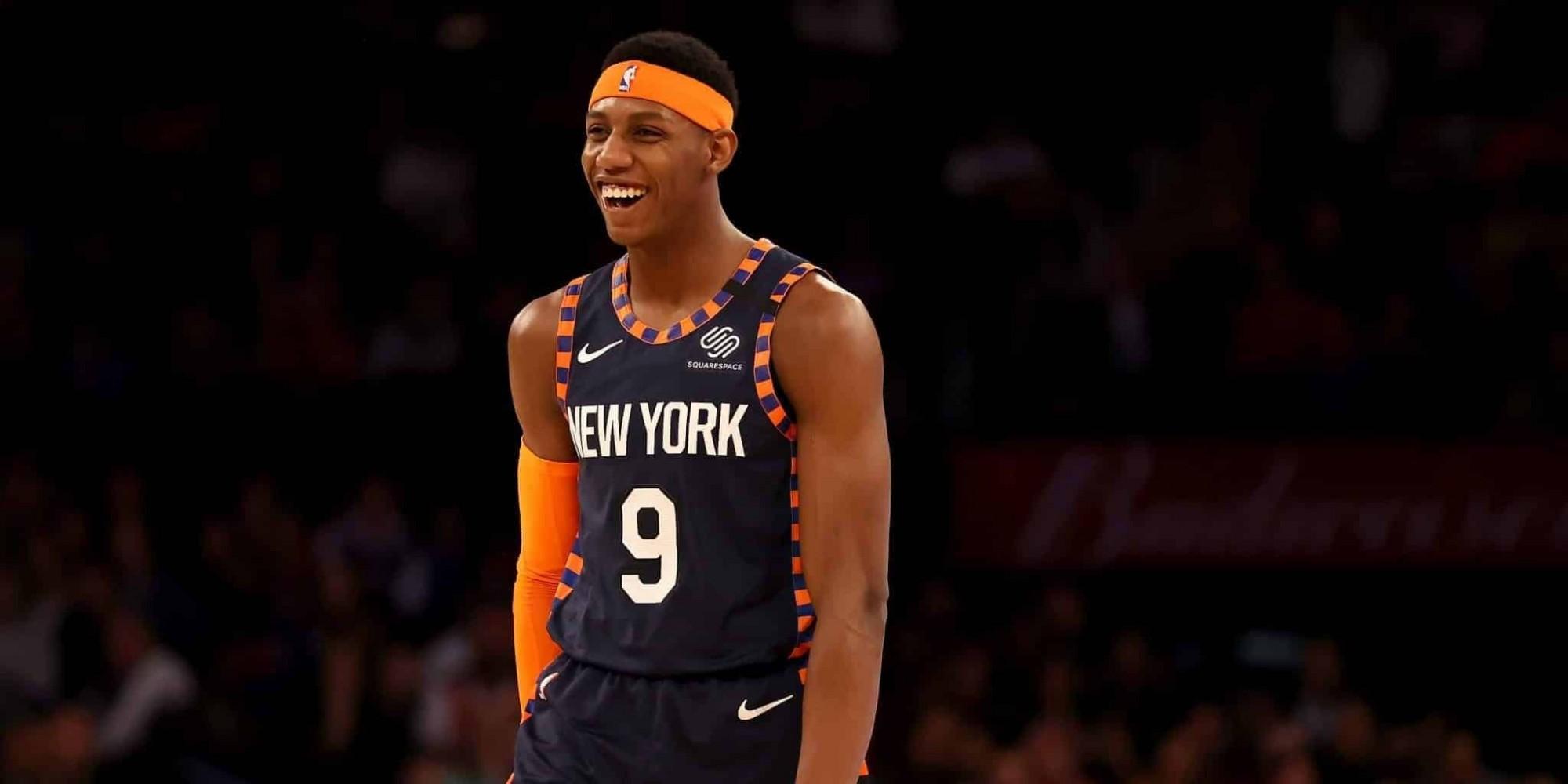 Podcast: Knicks' RJ Barrett's All-Rookie Case And More Draft Talk | The Knicks Wall