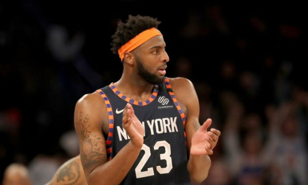 Podcast: Kevin Durant Talks Knicks Again, Money Making Mitch & Poku SZN