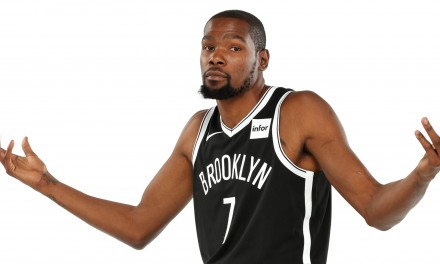 Maybe Kevin Durant Is Onto Something