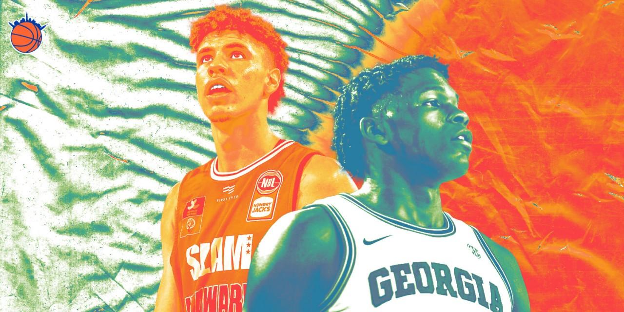 The Knicks Wall Mock Draft 2.0: Will Knicks Be Bold With Three Picks?