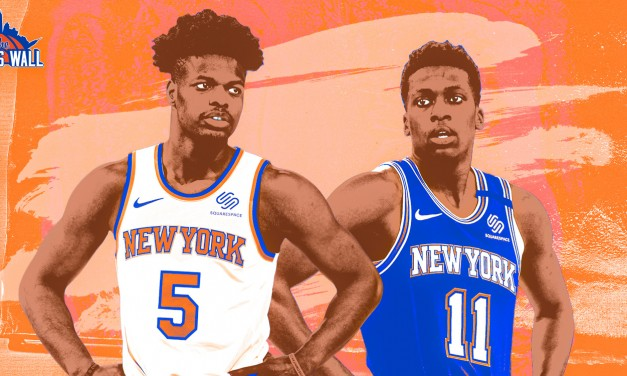 Are Knicks' Frank Ntilikina and Dennis Smith Jr. Odd Men Out?