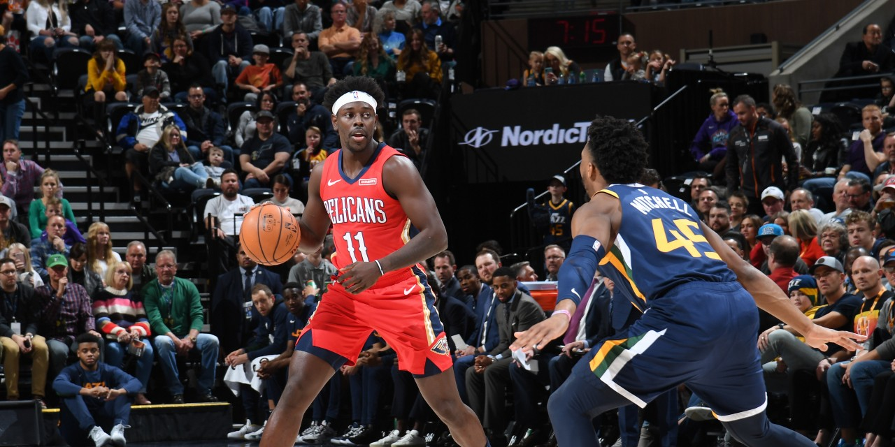Why Jrue Holiday Should Be on New York's Radar