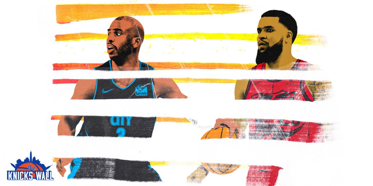 Why the Knicks Should Choose to Spend Willingly in 2020 NBA Free Agency
