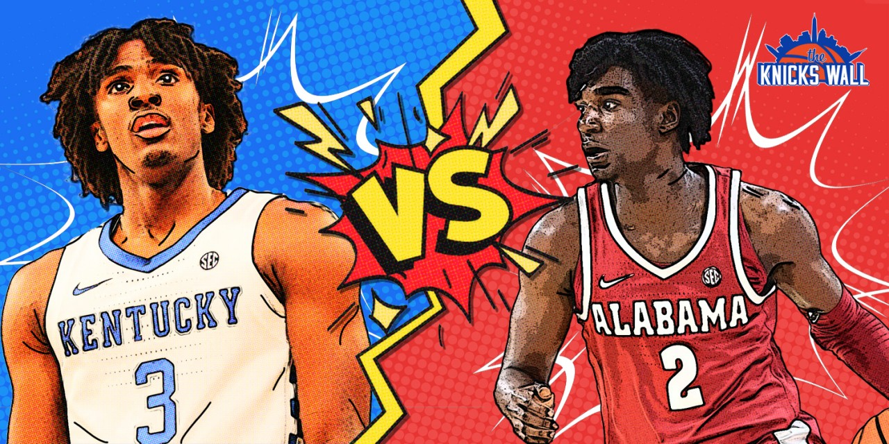 Kira Lewis Jr. vs. Tyrese Maxey: Which Draft Point Guard Is Worth the Investment?