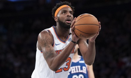 Will the Knicks Get Out of Their Comfort Zone?