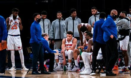 Knicks Finalize Roster Ahead of 2020–21 Regular Season