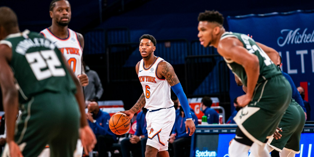 Vets Elfrid Payton, Julius Randle Lead Knicks in Blowout Win Over Bucks