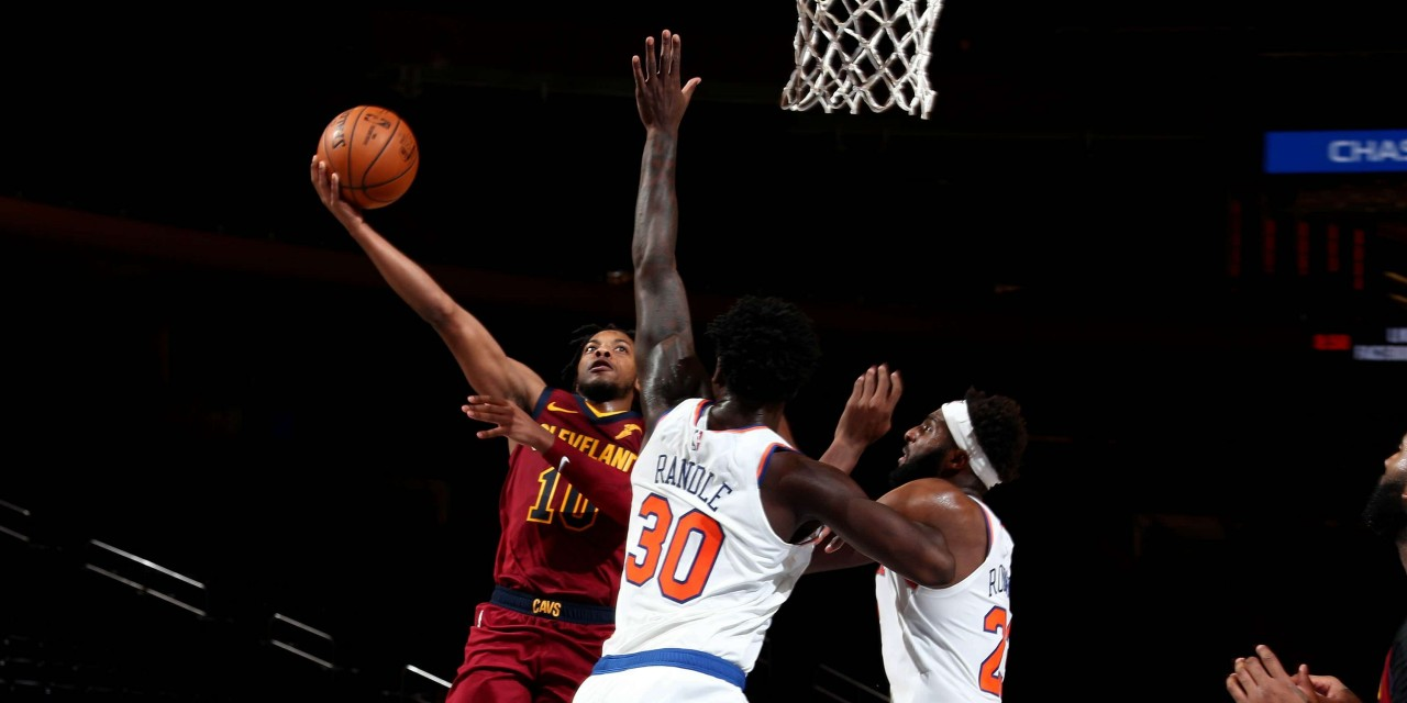 Spark Plug Immanuel Quickley, Shorthanded Knicks Win in Comeback Fashion Against Cavs