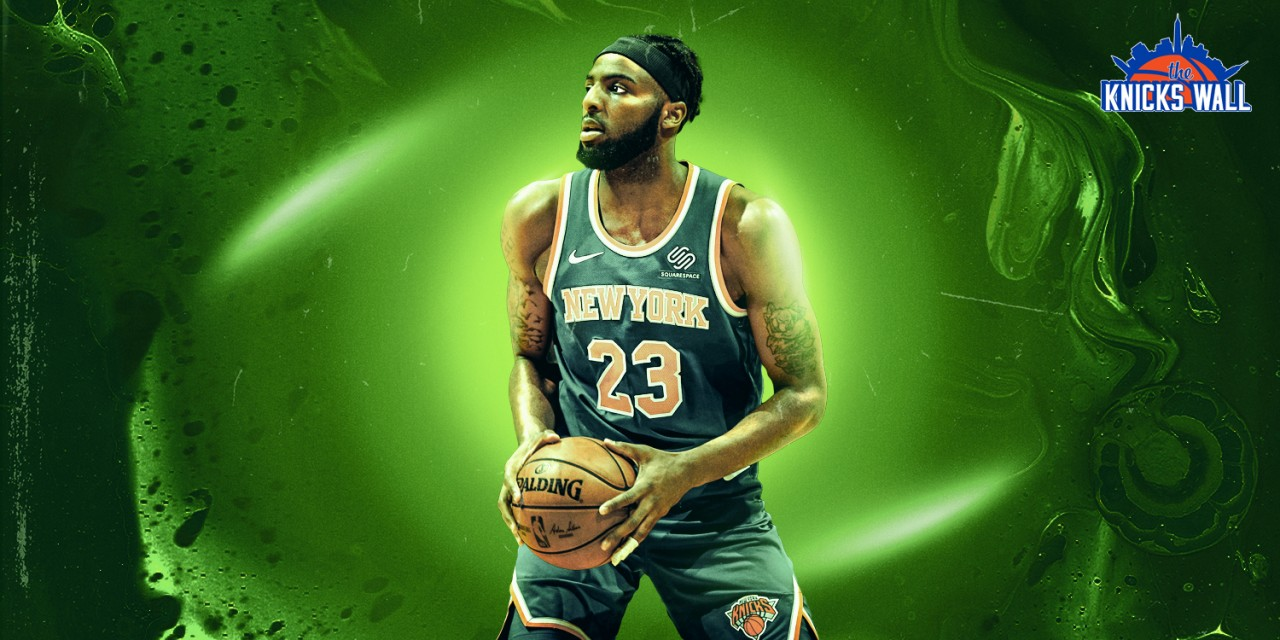 Mitchell Robinson Has All the Tools to Break Out This Season