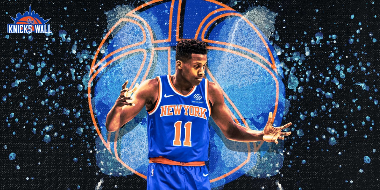 Moving Off Ball Can Be Frank Ntilikina's Saving Grace