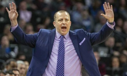 Knicks Coach Tom Thibodeau Emphasizes Defense on First Day of Training Camp