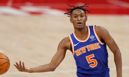 While He Waits For His Chance to Start, Immanuel Quickley Should Be Knicks' Closer