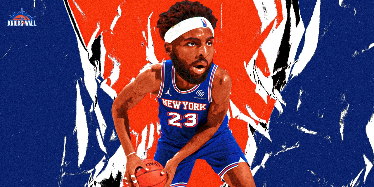 Mitchell Robinson Is Earning the Starting Center Spot Permanently