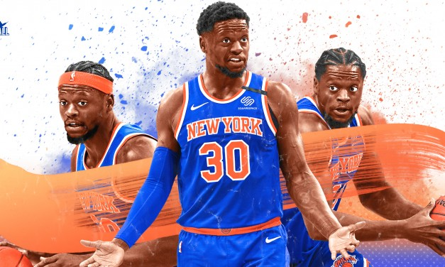 Julius Randle Is Turning Into — Dare to Say — an All-Star-Level Playmaker