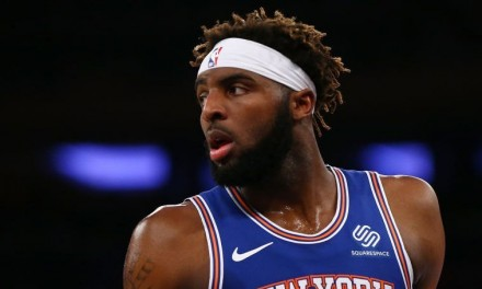 BREAKING: Knicks Center Mitchell Robinson Dealing With Hand Fracture
