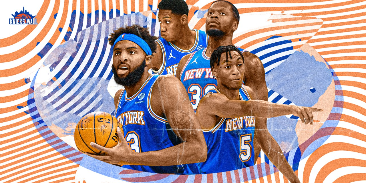 The Knicks May Have Found Their Own 'Core Four'