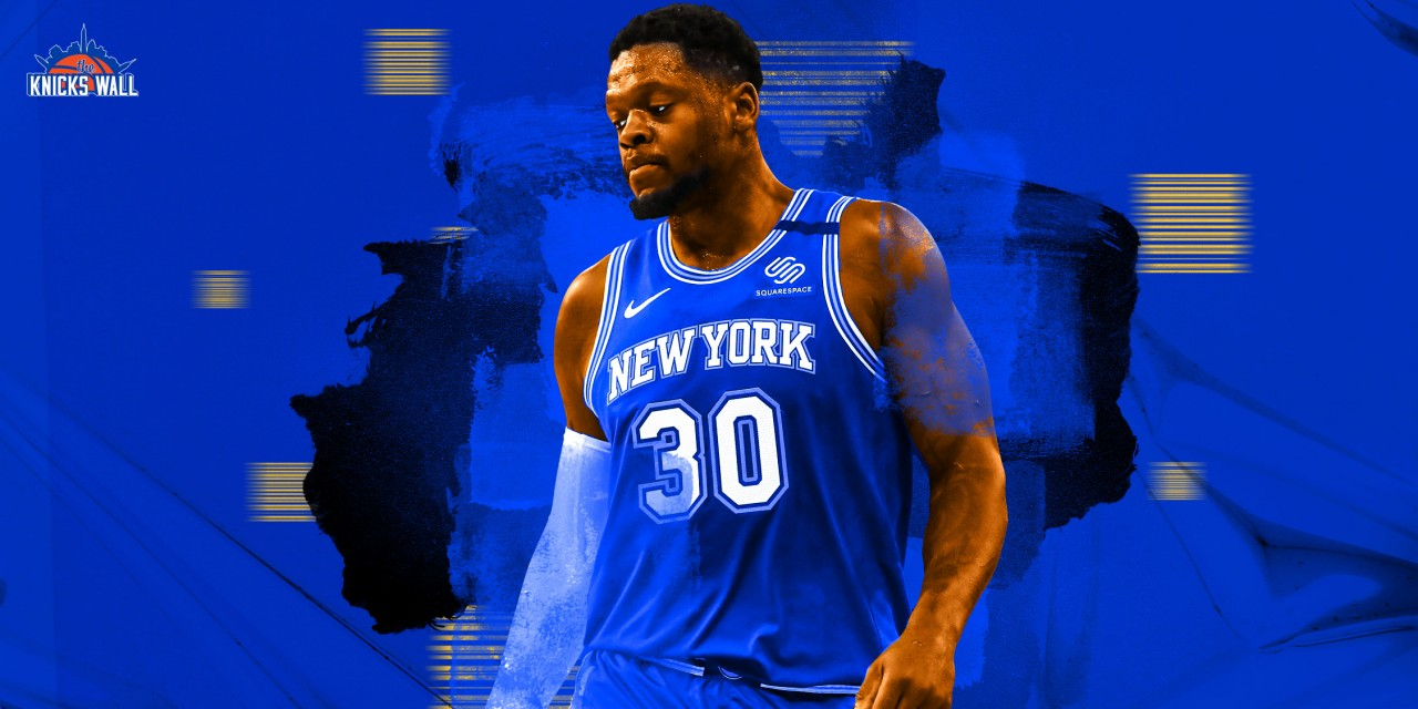 What Are the Long-Term Options for Julius Randle and the Knicks?