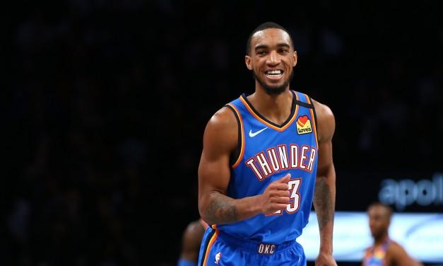 Knicks Acquire Terrance Ferguson, Trade Austin Rivers as Part of Three-Team Deal