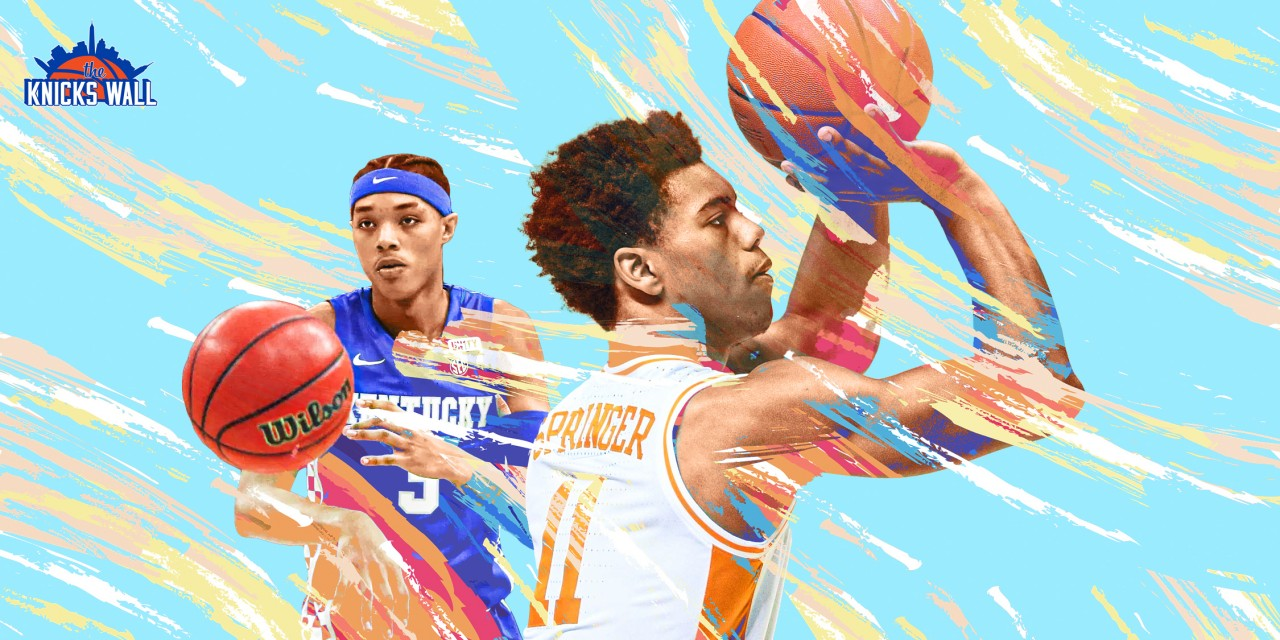 The Knicks Wall 2021 Draft Board — First Edition: Broad Strokes