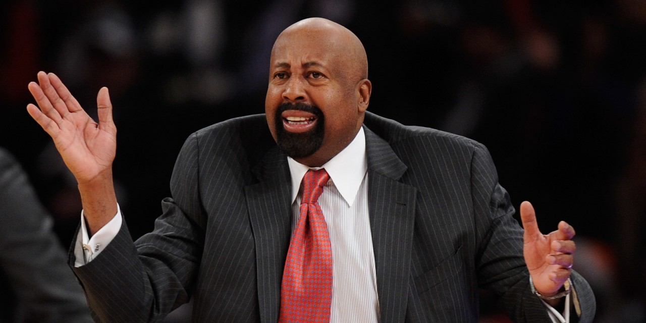 Assistant Mike Woodson Leaving Knicks for Indiana Coaching Gig