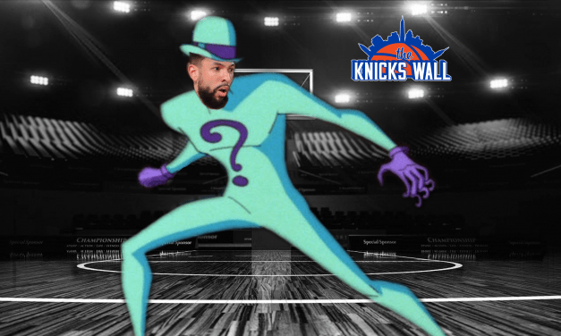 The Knicks Wall Podcast: Julius Had a 'Melo Moment! What's Next for Austin Rivers?