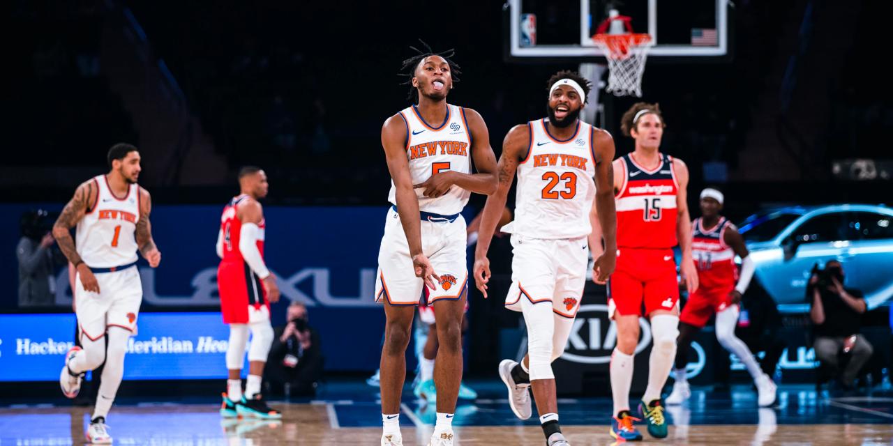 Knicks Host Wizards on Trade Deadline Day