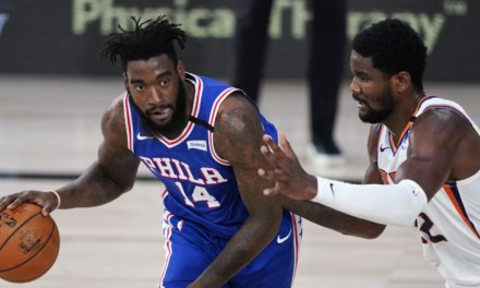 Report: Knicks Signing Center Norvel Pelle to 10-Day Contract