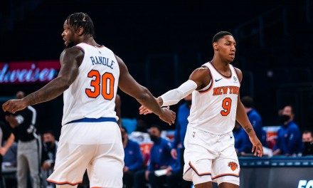 Team Chemistry Is the Secret Ingredient to the Knicks' Current Win Streak