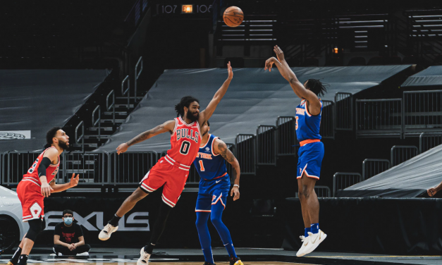 Knicks Host Bulls With Playoff Seedings on the Line