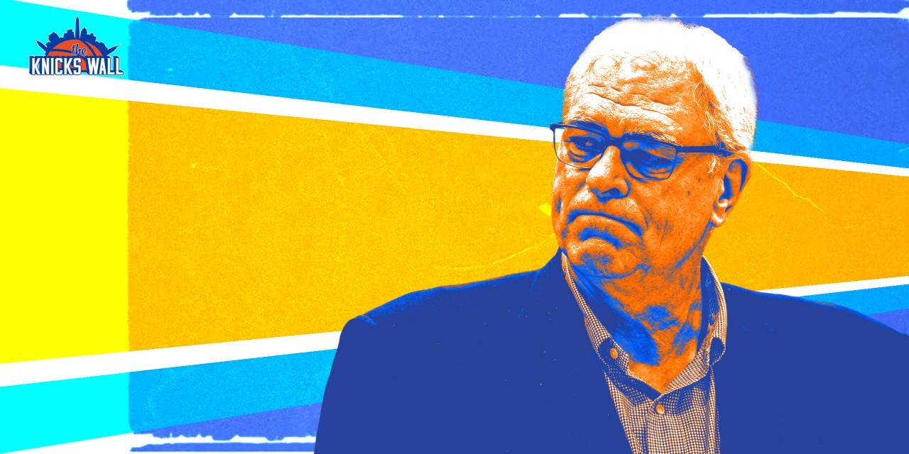Phil Jackson Critically Misunderstands His Own Knicks Tenure