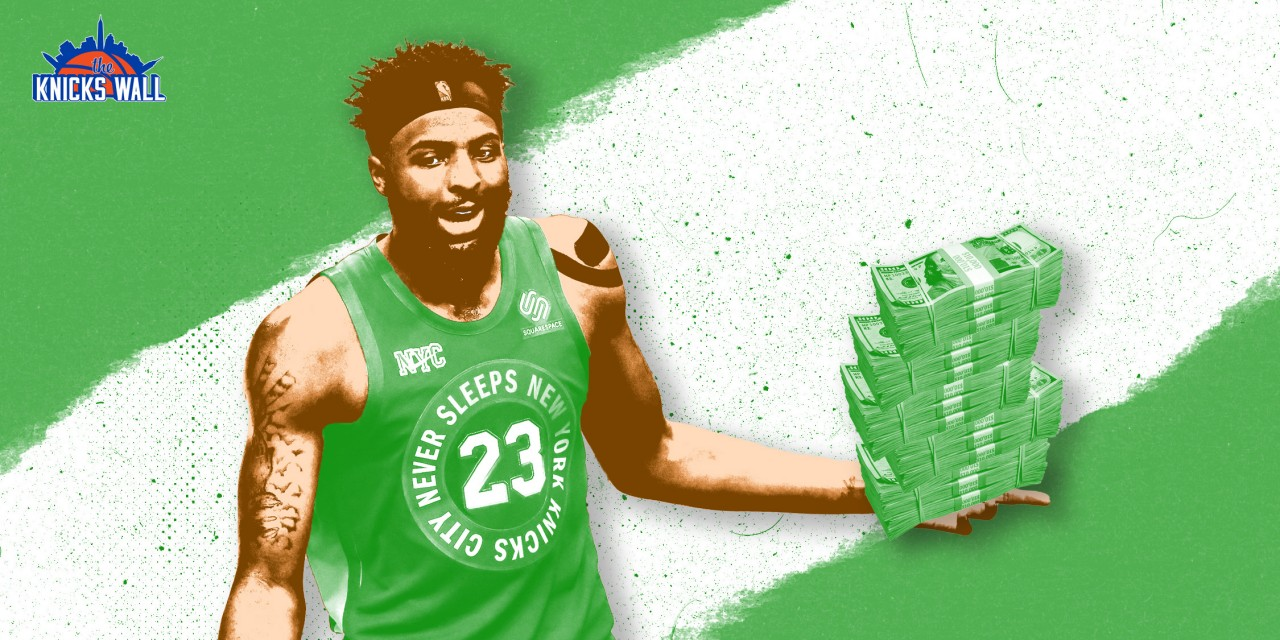 Mitchell Robinson and the Looming Restricted Free Agency