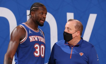 Tom Thibodeau Still Surprised and Proud of Julius Randle's Growth
