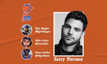 The Knicks Wall Podcast: Jerry Ferrara on the 2020-21 Knicks