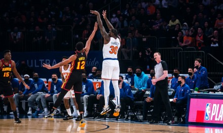 Knicks Have to Solve Trae Young Puzzle, Get Randle Going After Letdown Game 1