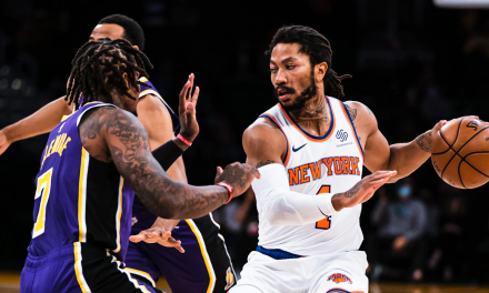 Knicks Need 'Amnesia' After Dropping Playoff-Clinching Road Trip Capper to Lakers